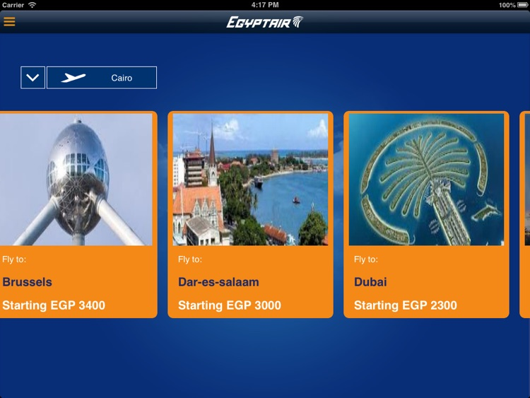 EGYPTAIR HD screenshot-4