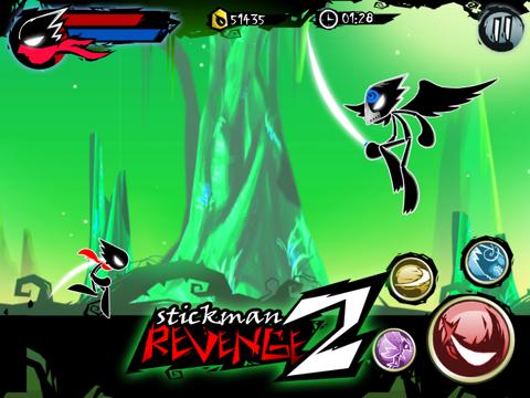 Stickman Revenge 2のおすすめ画像1