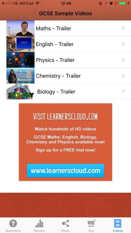 GCSE Chemistry Questions Rev screenshot-3
