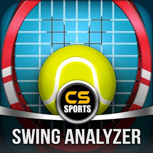 Tennis Swing Analyzer By CS Sports - Coach's Instant Slow motion Video Replay Analysis
