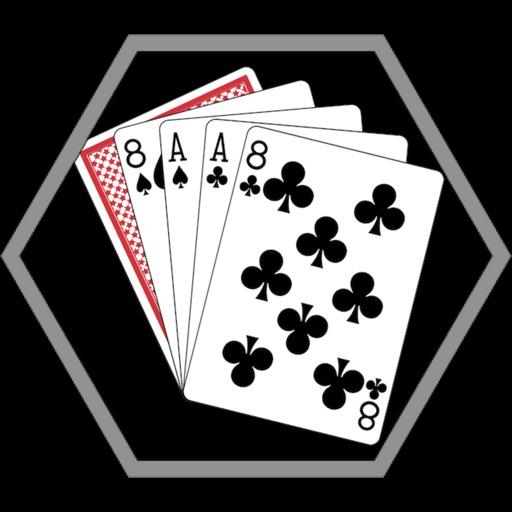 Poker Hexagon