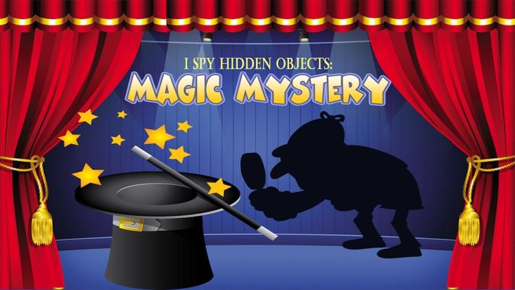 I Spy Hidden Objects : Magic Mystery