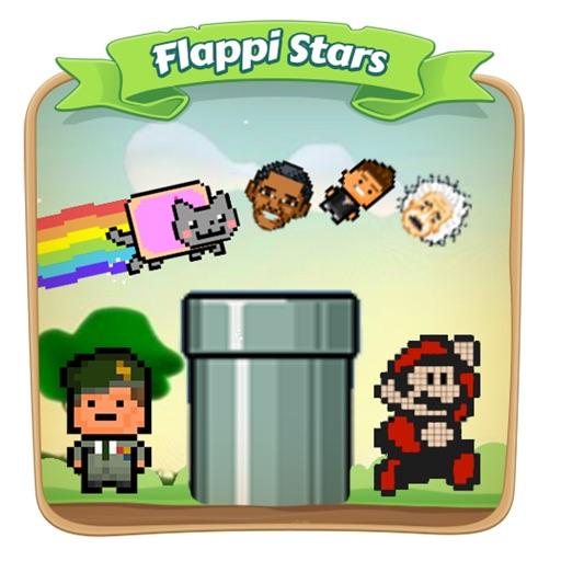 Flappy Stars.Flappi Stars