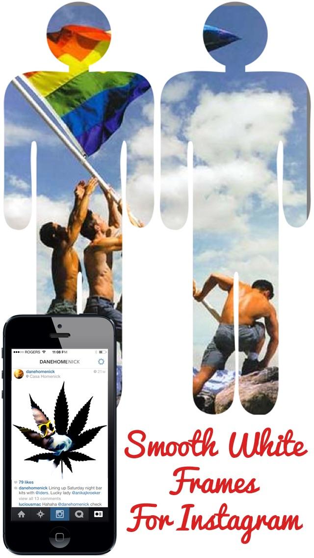saxy photo frame app