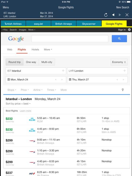 Istanbul Ataturk Airport+Flight Tracker HD IST Sabiha Turkish screenshot-4