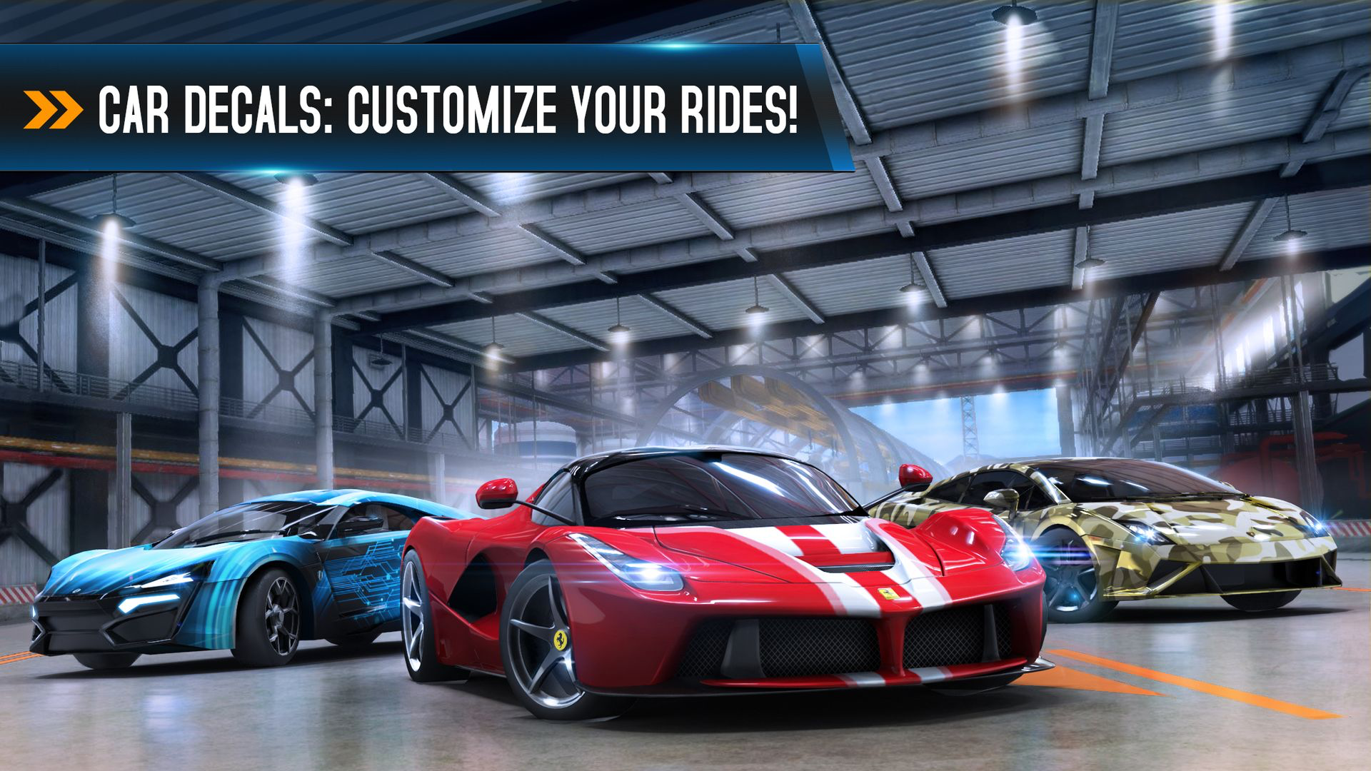 Asphalt 8 - Drift Racing Game screenshot 14