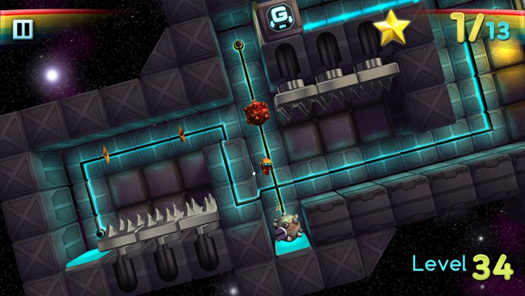 Rocket Robo screenshot-3
