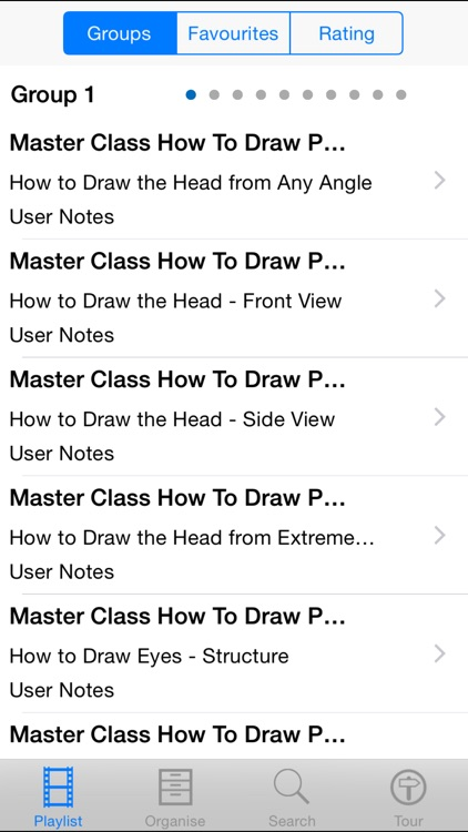 Master Class How To Draw Portraits