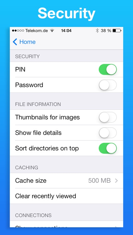 File Manager App - Files United screenshot-4