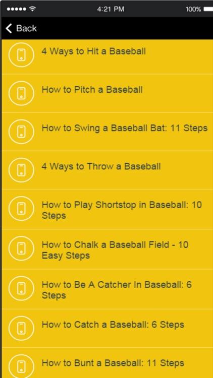 Baseball Tips - Learn How to Play Baseball Easily