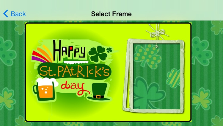 St Patricks Day Photo Frames By Puja Aggarwal