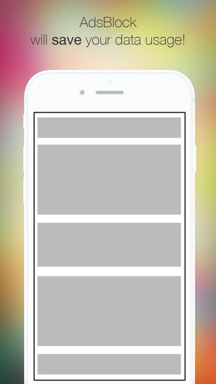 AdsBlock - No Ads. No Tracking. Lightning-Fast Safari.