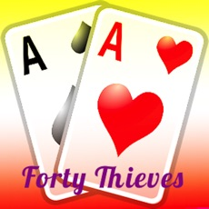 Activities of Classic Forty Thieves Card Game