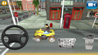 ATV Parking Simulator screenshot two