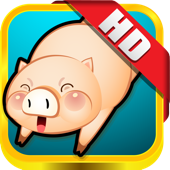 一家小餐馆突击早餐短跑极限逃生HD - 免费小猪快跑游戏! A Diner Blitz Breakfast Dash for Extreme Escape HD - FREE Pig Run Game !