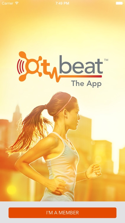 Orangetheory OTbeat screenshot-0