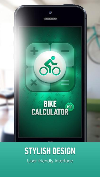 Bike Calculator Pro - Bike Calculator, Cycling Calculator, Bicycle Calculator screenshot-4