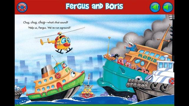 Fergus Ferry HD Screenshot