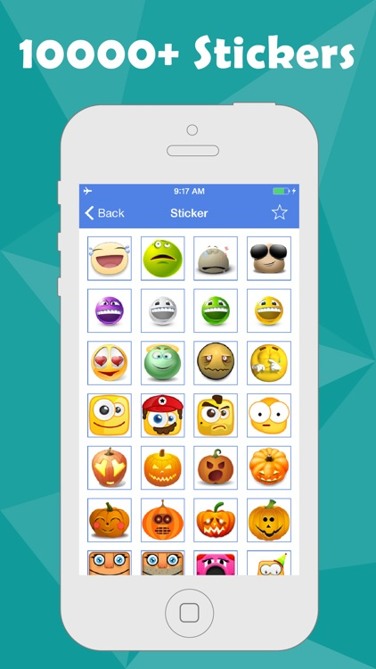 Emoji Keyboard - Color Emojis , Emoticons Stickers , Smileys GIF Faces for Texting