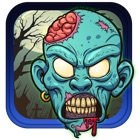 Horror Rolling Zoombie Head Skill Game - Child Safe App With NO Adverts icon