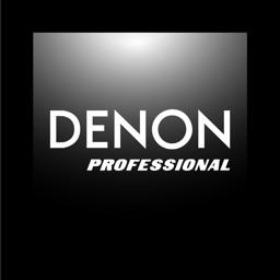 DENON PROFESSIONAL PITCH CONTROL