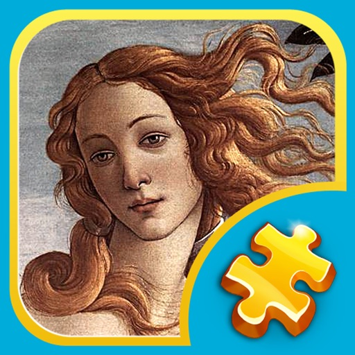 Jigsaw Puzzles: Great Paintings