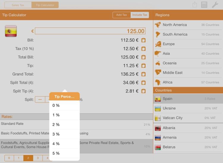 Sales Tax Pro+ screenshot-3