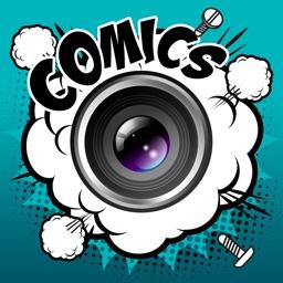 Manga Comics Camera free