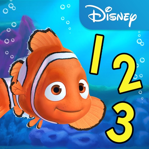 Numbers with Nemo icon