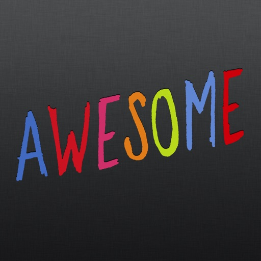 App of AWESOME - 1000 Awesome Things iOS App