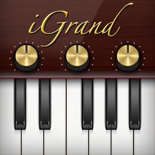 iGrand Piano icon
