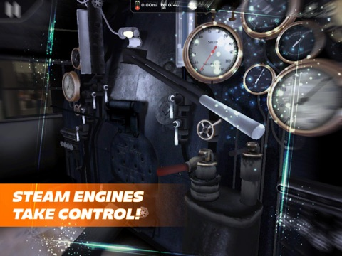 Train Driver Journey 4 - Introduction to Steam для iPad