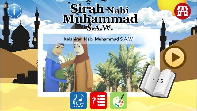 Ebook Sirah Nabi Muhammad