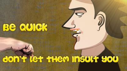 Celeb Smash - Dentist fist. Help the celebrity to look like a tomato. screenshot three