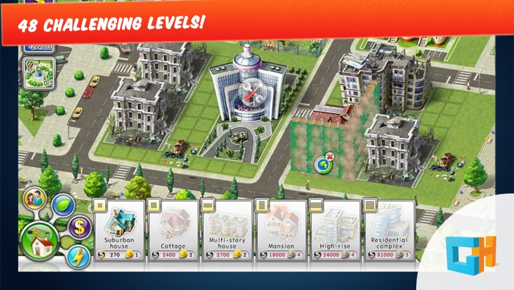 Green City – A Sim Building Game