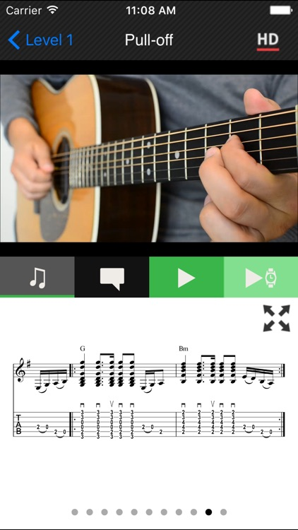 Beginner Guitar Method HD #2 screenshot-3