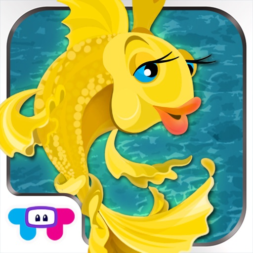 The Fisherman and the Golden Fish - Interactive story book