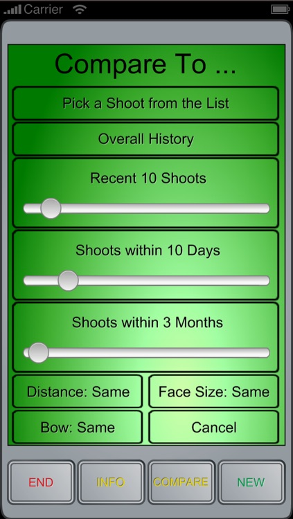 Archery Score P screenshot-3