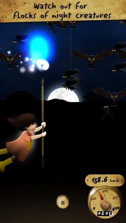 Starry Fly screenshot-3