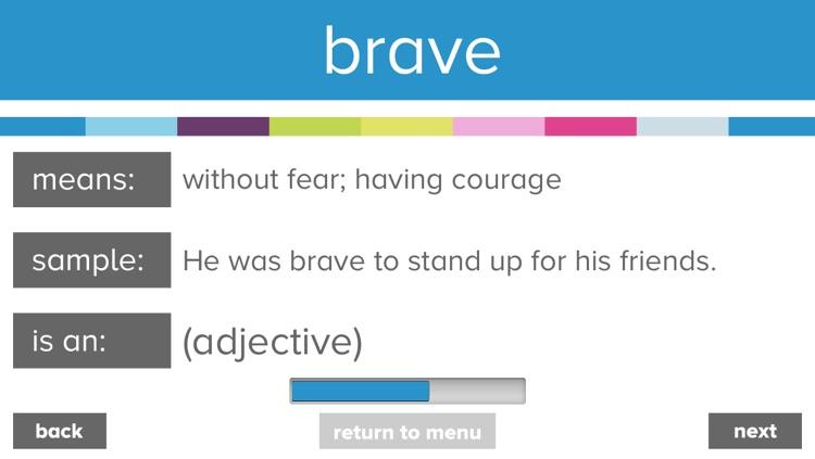 3rd Grade Vocabulary Prep
