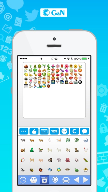 Emoji & Text Pics For SMS + Texting + MMS - Cool Fonts - Characters + Symbols - Smileys + Icons + Font - Symbol Keyboard + Color text - Free