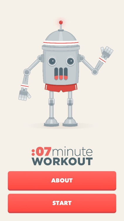 :07 Minute Workout