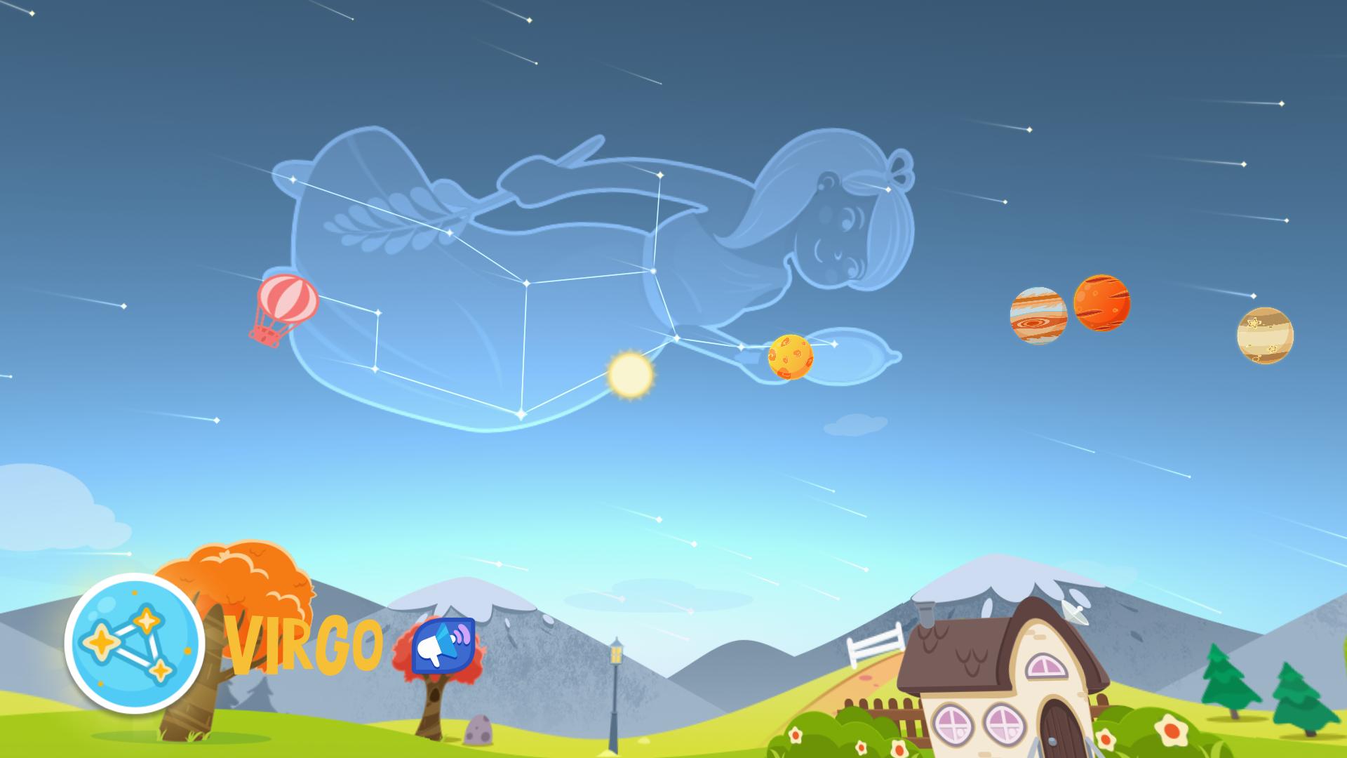 Star Walk Kids: Astronomy Game screenshot 11