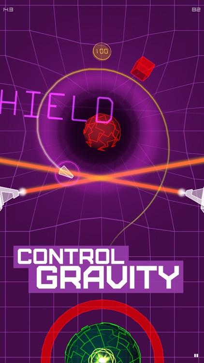 AGRAV: Inertial Orbit screenshot-0