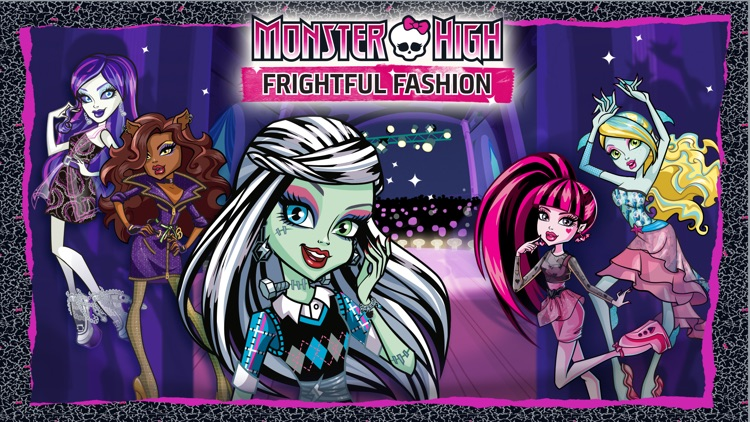 Monster High Frightful Fashion screenshot-0