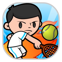 Tap Tap Tennis-Top Tennis Showdown