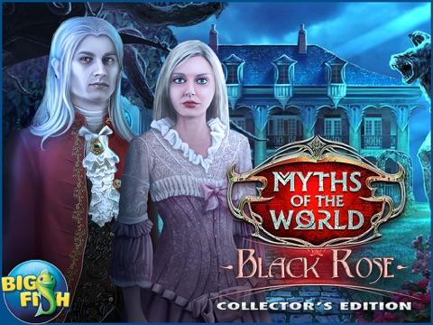 Myths of the World: Black Rose HD - A Hidden Object Adventure (Full)