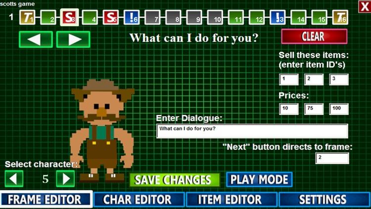 8-Bit RPG Creator Basic screenshot-3