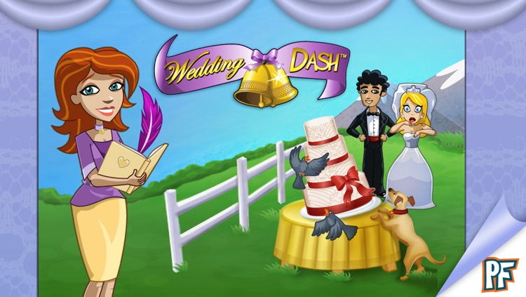 Wedding Dash Deluxe screenshot-3