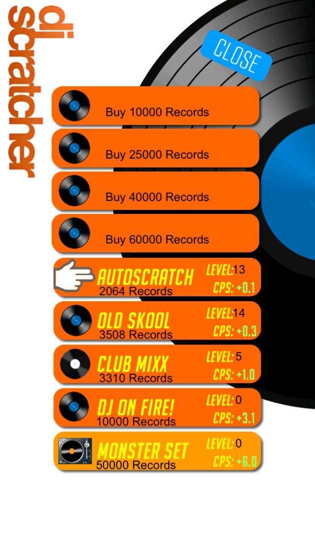 DJ Scratcher Tap Clicker Speed Mania Record Scratch Game-2